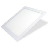 luminária placa de led