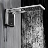 preço do chuveiro elétrico cromado Vila Clementina